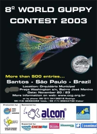 The World Guppy Contest 2003